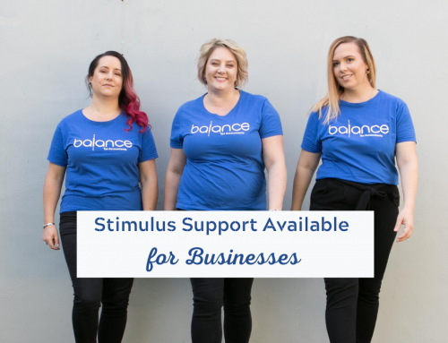 Stimulus Support for Businesses
