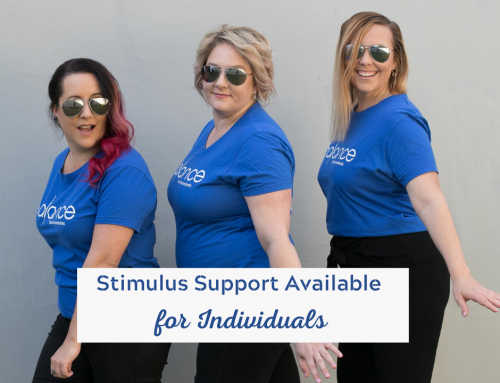 Stimulus Support for Individuals